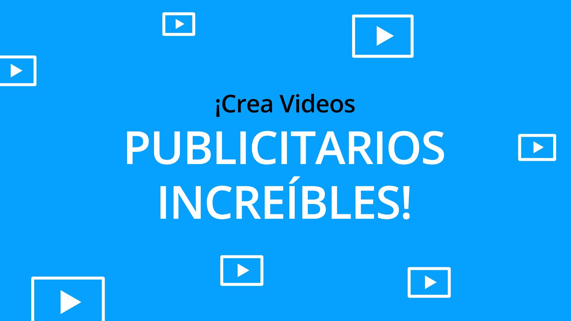 Crea Videos Promocionales Gratis En Línea Creador De Comerciales
